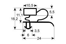 Burlete o junta perfil dexion.3