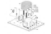 Recambios itv alfa ng 60 unidad condensadora de agua