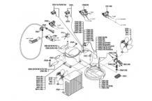 Recambios itv gala dp 140 unidad condensadora agua