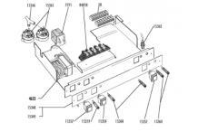 Recambios y despiece de la marca silanos e45 componentes electricos