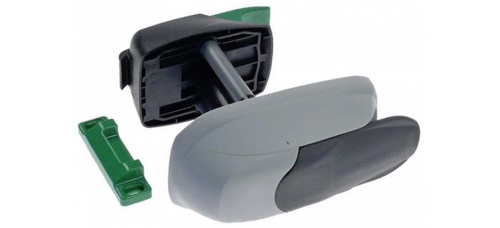 Cierre de cámara frigorífica grosor de la puerta 116-165mm fermod