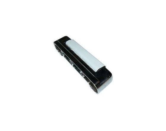 Bisagra cromo vertical c/muelle 135mm g-426