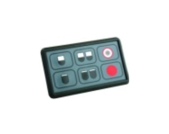 Botonera electronica rimini futurmat