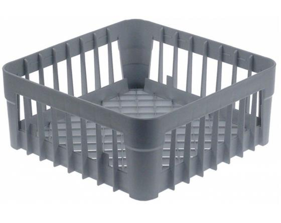 Cesto para  lavavasos 350x350x150mm plastico