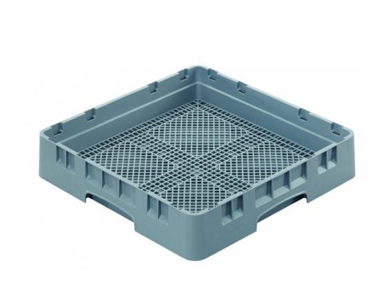 Cesto vasos 500x500x105mm plastico