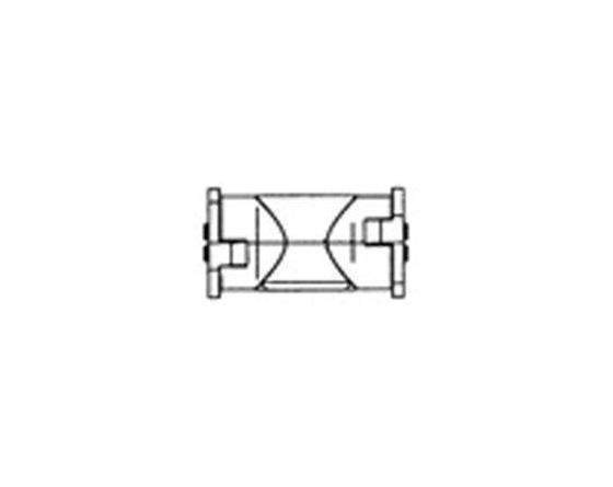 Cruceta giratorio aclarado 2000v/360 nikrom