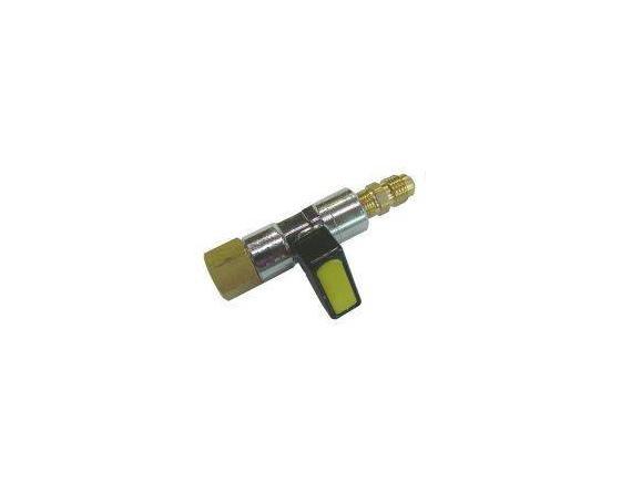 Grifo cartucho gas r-134a/r-407/r-404