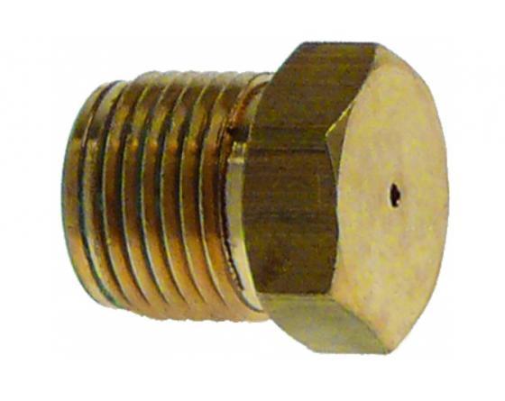Inyector Ø1,30mm glp m7x1 movilfrit