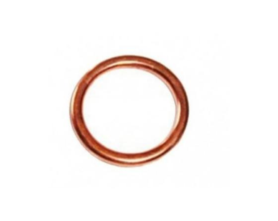 Junta cobre/barlan Ø20.5x27x3.5mm la rocca expres