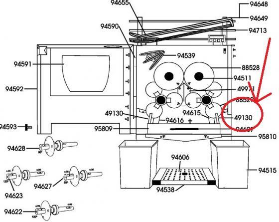 Kit extractor cÁscara f-50 frucosol