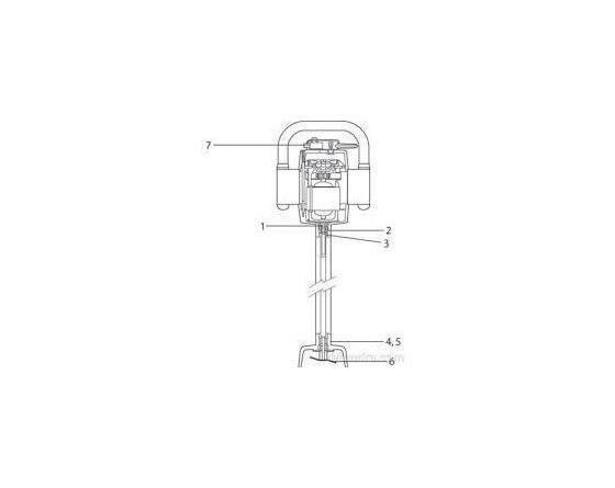 Motor triturador 230v smx 800e dynamic