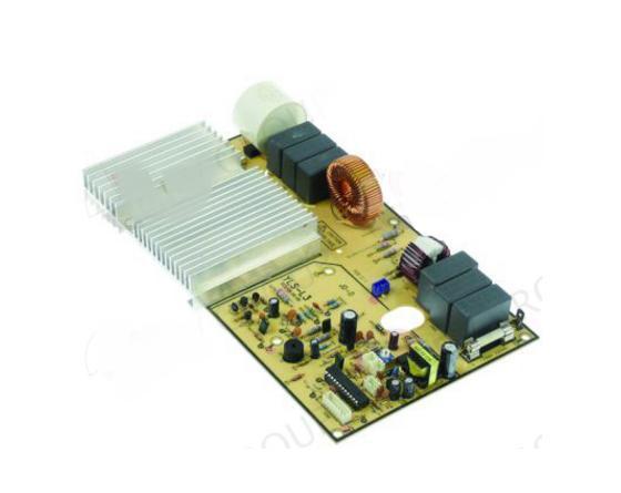 Placa base para aparato de inducción gic4035 l 265mm an 162mm horeca