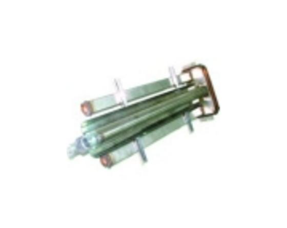 Quemador barra 2 filas fry-top ft-92/m/c repagas