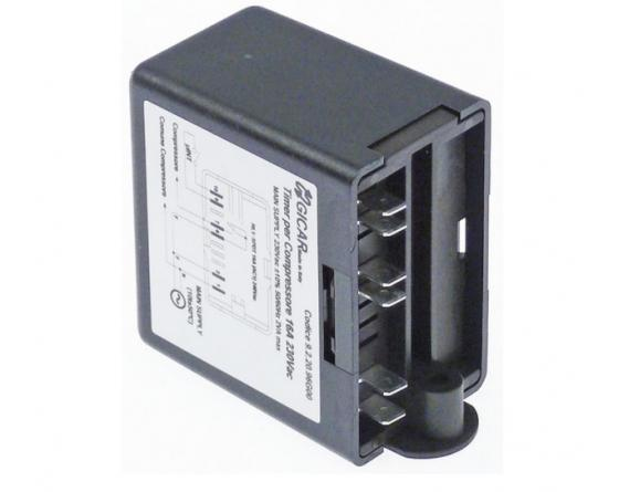 Temporizador electrÓnico 16a 230v gicar/spm