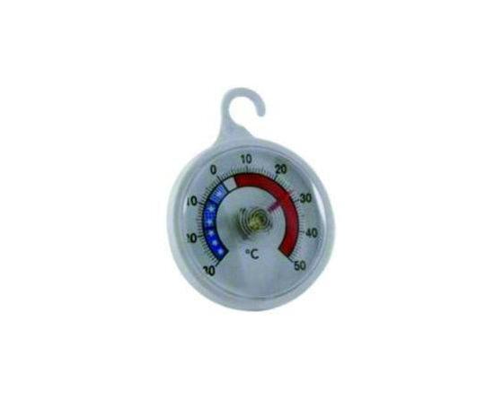 Termometro circular con gancho