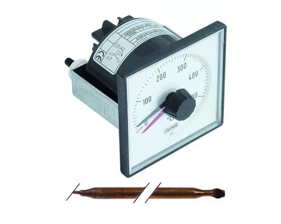 TermÓmetro horno diÁm. 60mm 0-500ºc oem