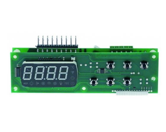 Termostato controlador evc20s35n7alx40 evco