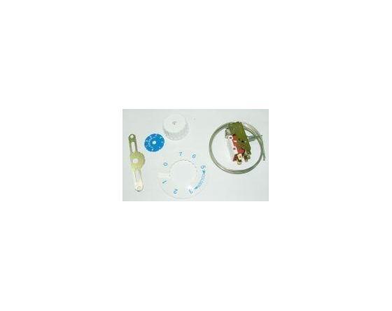 Termostato frigorifico c/descarche vp4