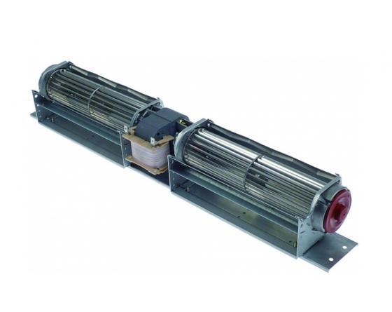 Ventilador tangencial 180+180mm 45w 230v