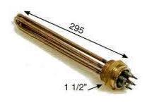 resistencia calderin 3000w 230v elettrobar