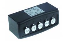 Botonera electrÓnica 115v 5 botones con sond expobar