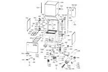 Codo tubo lavado sl-900/sl-1100/sl-1200 sammic
