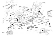 Cojinete carro cortadora 300/350 rgv