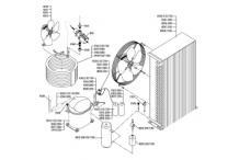 Condensador aire ice queen 550 itv