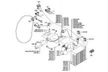 Condensador fabricador gala dp 20 aire itv