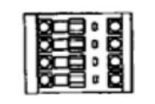Contactor 230v 27a 3no/1nc sammic