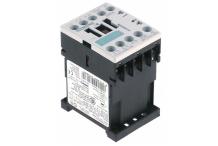 Contactor 230v 20a 3no/1no ac3 400v 3kw 9a (varios)