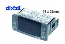 Controlador electrónico dixell xr02cx-5n0c1 comersa