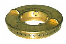 Corona quemador Ø80mm (varios f.)