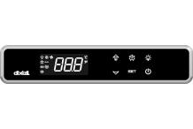 Termostato digital xw60lrt-5n1d0-n Dixell