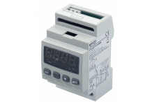 controlador electrónico EVERY CONTROL tipo EC6-133 aliment. 24V tensión AC Pt100 -50 a 600°C