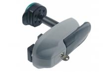 Cierre de cámara frigorífica grosor de la puerta 27-213mm l 238mm an 136,5mm