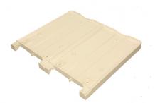 Bandeja blanca superior horchatera gb-220 sencotel BANDEJA DESAGÜE 400X355X27 Mm
