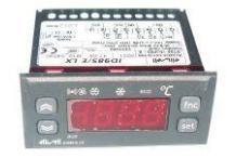 Id985/e lx 12v. termometro termostato