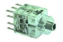 Interruptor 230v 2 contactos abiertos 2 cerra