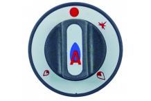 Mando grifo gas cocina repagas Ø10x8mm