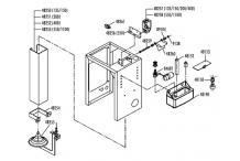 Microinterruptor cuba ice queen 550/1100 itv
