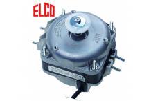 Motor ventilador 10w 230v multianclaje elco