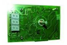 Placa electrÓnica con display horno dobra