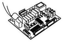 Placa electronica 230v programa d40 elt bt-ba