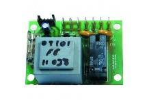 Placa electronica 24v cortadora com g-250 medoc
