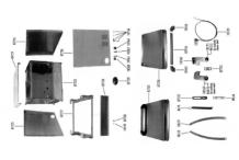Puerta completa lavavajillas gs-2 jemi
