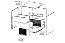 Puerta fabricador hielo basic 80 itv
