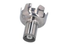 varilla mezcladora para ROBOT COUPE MMP 250 L 75mm brida ø 65mm con cuchilla