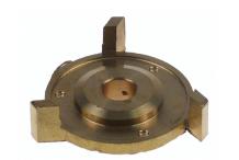 Portafresas inferior Ø54mm Anfim