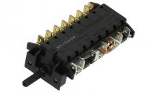 Interruptor 7 posiciones 16a 250v smeg